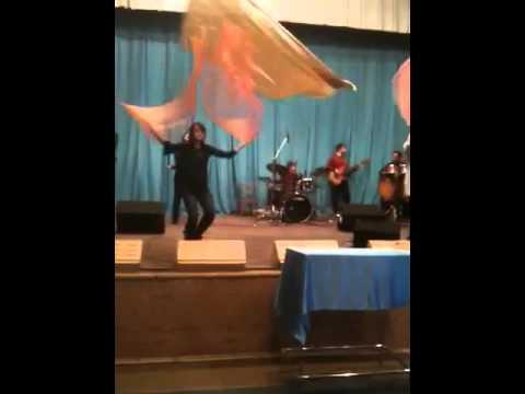 Ukrainian worship flags 3