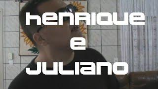 Henrique e Juliano - Cuida bem dela ( cover )