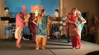 Gidha performance - Dance