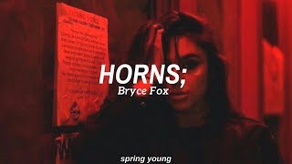Horns -Bryce Fox- Español//spring young