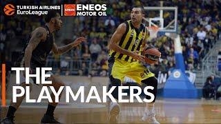 The ENEOS Playmakers: Kostas Sloukas, Fenerbahce Beko Istanbul