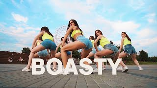 BOASTY - Wiley, Sean Paul, Stefflon Don ft. Idris Elba | Choreography by Ira Blackton