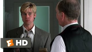 Meet Joe Black (1998) - Peanut Butter Man Scene (5/10) | Movieclips
