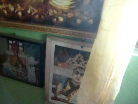 05 Prof. Juan Lázara en altar budista en  de Lal Lama.MPG