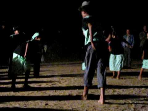 Namaqualand traditional courtship dance