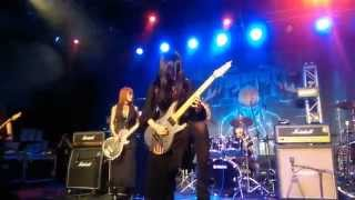 Mary's Blood Saki guitar solo