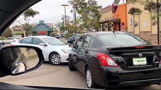 Taco Bell Drive-Thru FIGHT And HANGRY MELTDOWN | What's Trending Now!