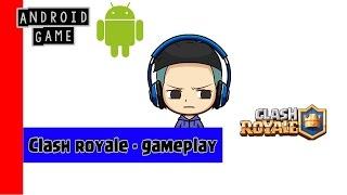 Yooo main game clash royale #gaming 3