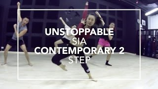 Unstoppable (Sia) | Step Choreography