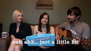 Gina G - Ooh aah... just a little bit cover by Robberie