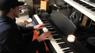 ODB Shimmy Shimmy Sha Piano Cover Old Dirty Bastard Wu Tang