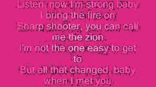 Jennifer Lopez &  Lil Wayne -  Im Into You  with (lyrics)