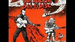 "Martian Rockabilly 50's: D.Robinson ""Bopping Martian"""
