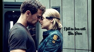 Tris & Four | I fell in love with Tris Prior ♥