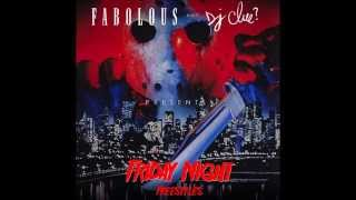 Fabolous Ft  Jadakiss   Life's A Bitch Freestyle Friday Night Freestyles New 2015 CDQ Dirty