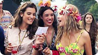 KIDS IN LOVE TRAILER (2016) Cara Delevingne, Alma Jodorowsky, Will Poulter movie