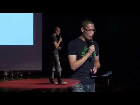 心的強大,才是真正的強大:許峰源 at TEDxNCCU - YouTube