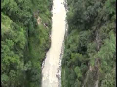 Nepal Bungy Jump