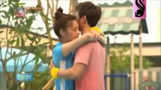 130414 Dream Team Vietnam  Moment Hot (Minho)