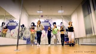Empire Dance School RNB/Тренировка