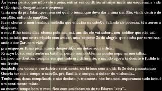 Krazye Loko - Será que vale a pena? [2013] Hip Hop Tuga
