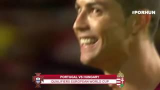 PORTUGAL 3-0 HONGRIE  TODOS GOLOS 25/03/2017