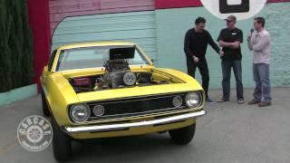 David Freiburger on CarCast with Adam Carolla