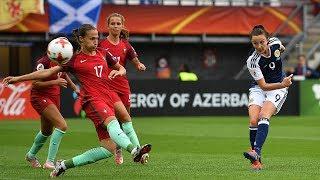 HIGHLIGHTS | Scotland 1-2 Portugal