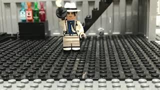 Lego Michael Jackson - Smooth Criminal