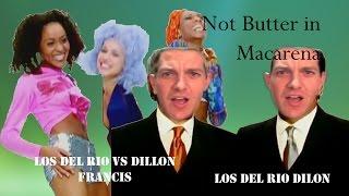 Los del Rio vs Dillon Francis - Not Butter in Macarena (AST Bootleg)