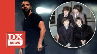 Drake Surpasses The Beatles For Most Billboard Top 10 Songs In Single Year