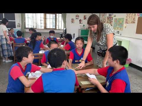 英語課外師授課card game - YouTube