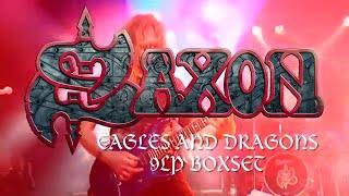 Saxon: Eagles & Dragons Vinyl Box Set Trailer Official Store Exclusive