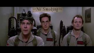 Ghost Busters Movie Scene - Why Worry