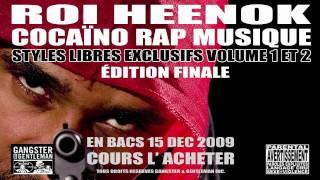 SUIVEZ LE ROI HEENOK JUSQU'AU 15 DECEMBRE 2009 (1ERE CAPSULE)