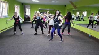 Juan Magan  - Vuelve Ft.  Paulina Rubio, DCS - Zumba Choreography by Agnes