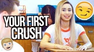 How to Survive High School: Your First Crush!   MyLifeAsEva width=