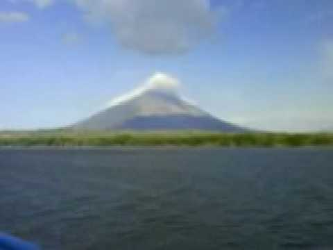 Ferry San Jorge to Ometepe island 1