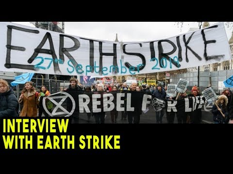 Join the global workers' strike for climate change! [Interview with Earth Strike]