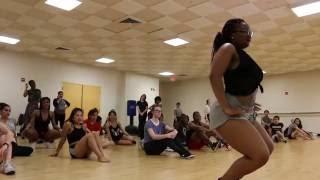 TWERKSHOP & HEELS   Freestyle and Choreography by Nomvula & Rose