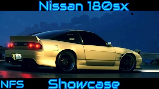 (Need For Speed) Nissan 180sx Showcase
