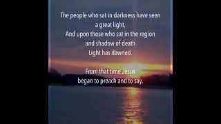 First Light - New Creation worship / Anthem of Grace album