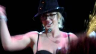 Britney Spears - Do Somethin' - Live at The Circus Tour