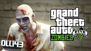GTA 5 Zombie DLC has Leaked? (Grand Theft Auto V)