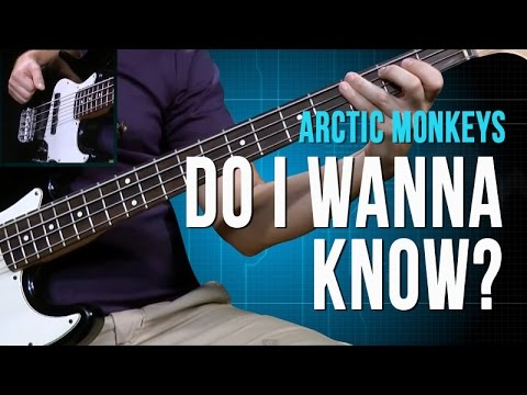 Arctic Monkeys - Do I Wanna Know?