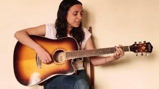Te has perdido quien soy- Vanesa Martin Cover / Guitarra acústica