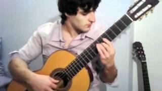Instrumental Guitar medieval melody