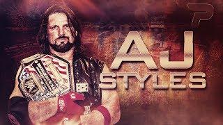 WWE: AJ Styles 6th Custom Titantron