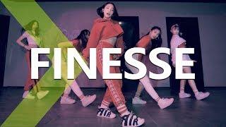 Bruno Mars - Finesse (Remix) ft. Cardi B / PK WIN Choreography .