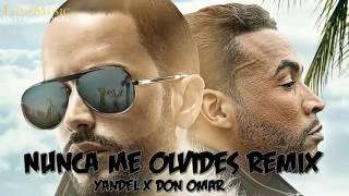 Nunca Me Olvides Remix - Yandel Feat Don Omar (Preview) | FlowMusic International